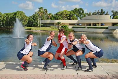Women's Soccer Sophmores 4