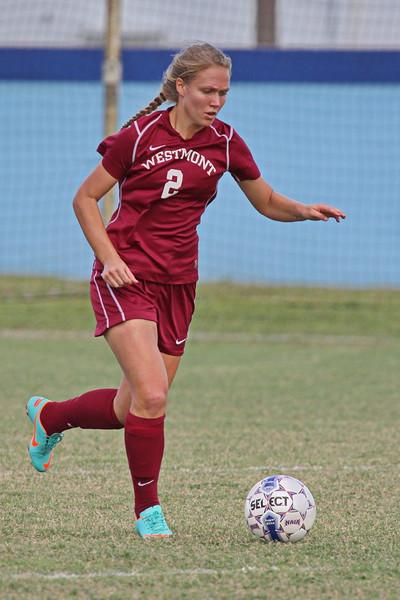 Westmont Defender Alison Hensley