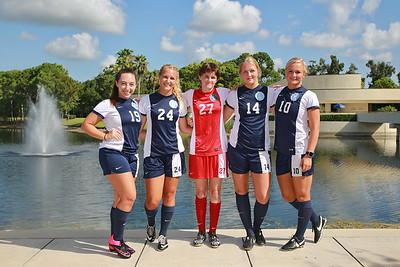 Women's Soccer Sophmores