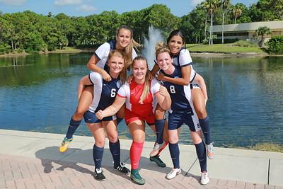 Women's Soccer Juniors 2