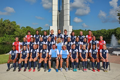 Womens Soccer Team Pic 1