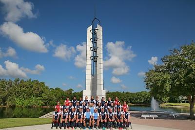 Women's Soccer Team Pic 2