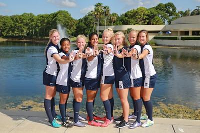 Women's Soccer Seniors 2
