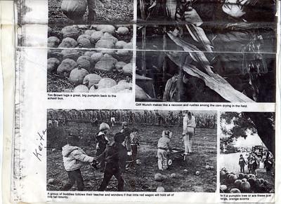 1986-10-30 Keita at Pumpkin Farm-Pickin' Punkins