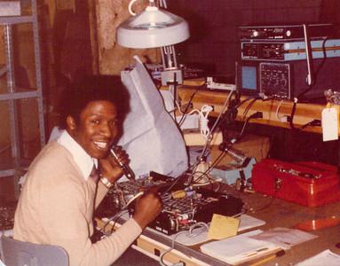 19801123 Work Bench, Repairing LDM, 404s  Gandalf Data