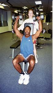 1998--9-24  40H Keith and Lisa Workout
