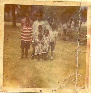 1966-8 Family Picnic