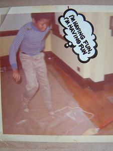 1970-7 Keith Dancin' in New House