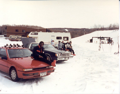 1983-3  Me and My 1st New Car - Indianhead