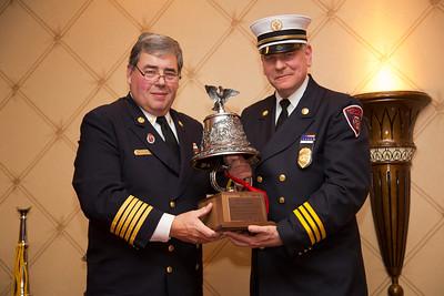Awards Ceremony - Nichols Fire Department - 2/7/15