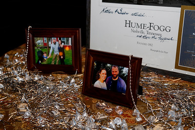 Wedding Rehearsal Dinner at Maggiano's on October 6, 2016.  Photos by Donn Jones Photography.