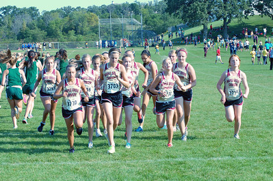 Maple Grove Cross Country 2012