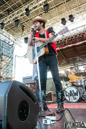 The Avett Brothers with Langhorne Slim - The Lawn at White River Park - Indianapolis, Indiana