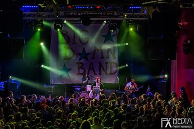 The Rev Peyton's Big Damn Band - The Vogue Theater - Indianapolis, Indiana  - Nov. 28th, 2014