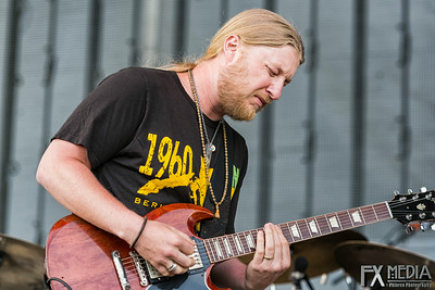 Widespread Panic  and Tedeschi Trucks Band - FirstMerit Bank Pavilion at Northerly Island - Chicago, Ill