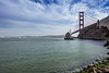 Golden Gate Bridge from Sausalito 2
