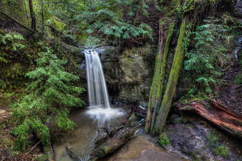Sempervirens Falls