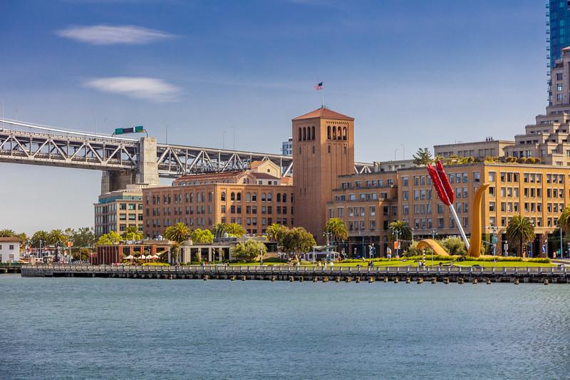 San Francisco Water Front 1