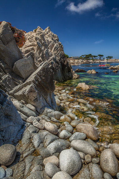 Pacific Grove Rocky Shore 3