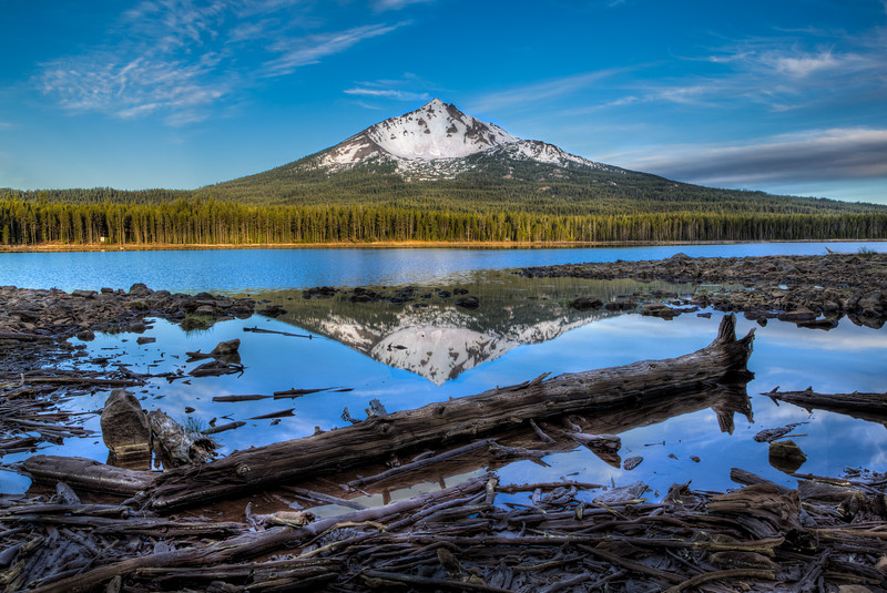 Four Mile Lake, Oregon 1