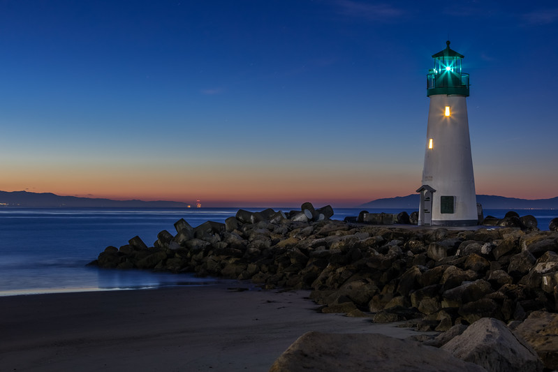 A Little Before Sunrise at the Jetty 2