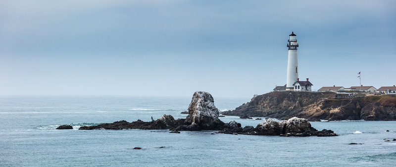Pigeon Point Panorama
