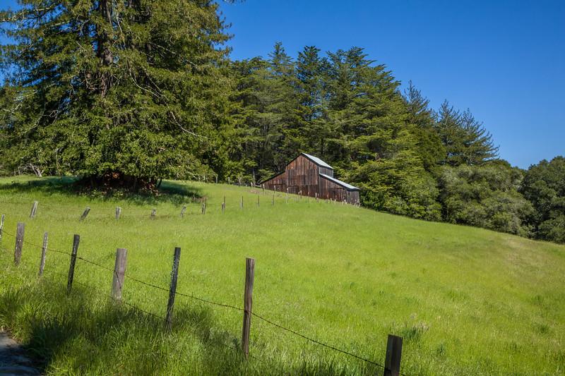 Bonny Doon Barn