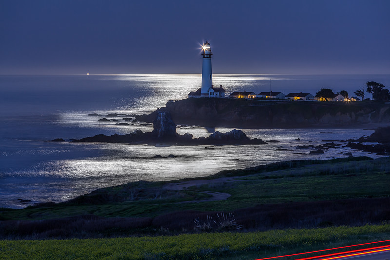 Pigeon Point Moonlight 1