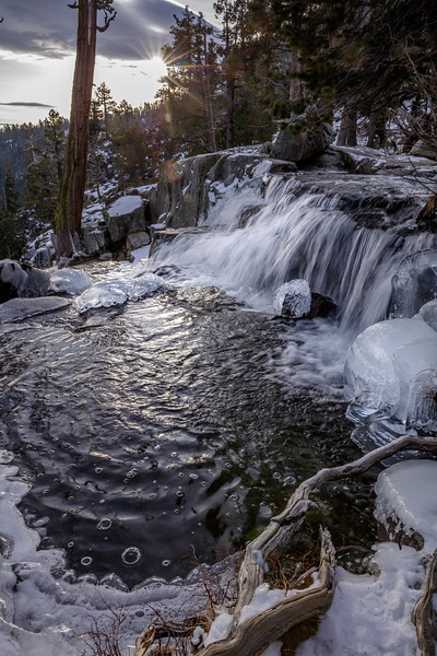 Lower Eagle Falls and Ice 1