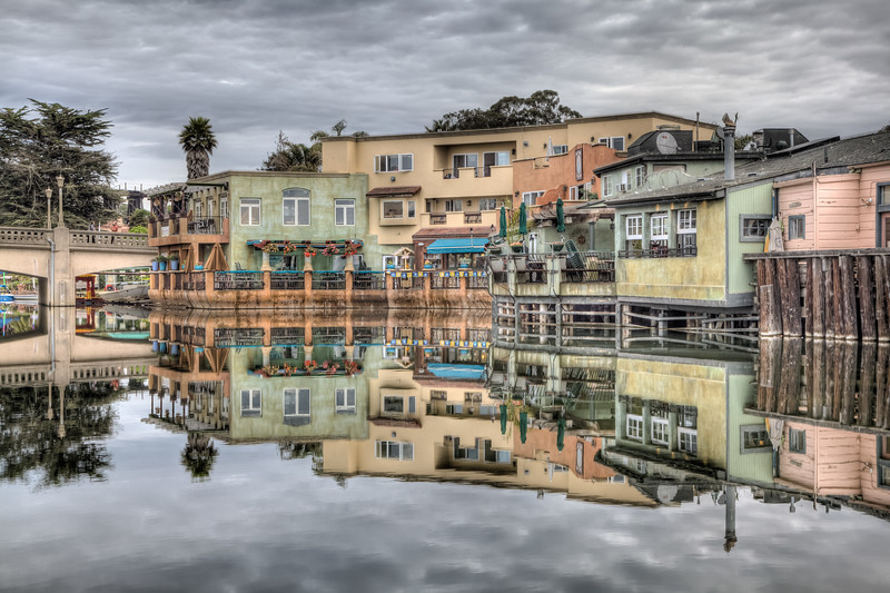 Capitola Restaurants Reflections 1