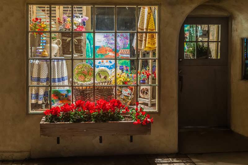 Carmel Window Display 1