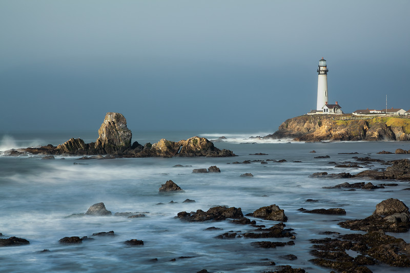 Pigeon Point Rocky Shoreline 3