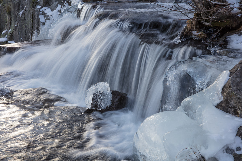 Lower Eagle Falls and Ice 2