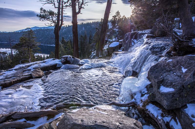 Lower Eagle Falls Chill 1