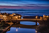 Capitola Night Reflections 3