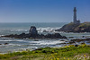 Pigeon Point Rocky Shoreline 6