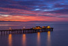 Capitola Pier Before Sunrise