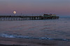 Capitola Pier Moonrise 3