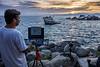 Lake Tahoe Sunset Artist
