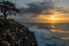 West Side Waves at Sunrise 1
