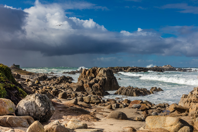 Pacific Grove Coastal Storm 1