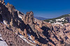 Crater Lake Spires
