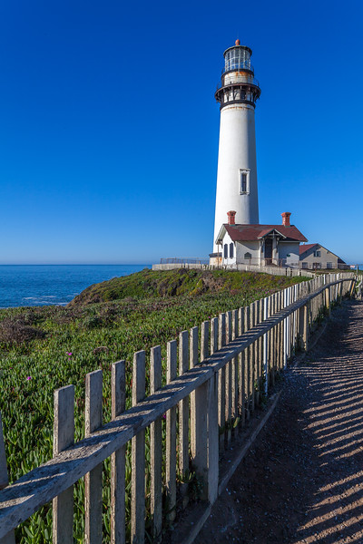Pigeon Point Lighthouse vertical 1