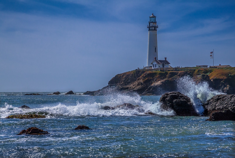Pigeon Point Sea 2