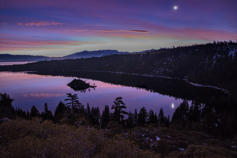Emerald Bay Magic 1