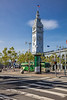 Ferry Building and Trolley Car