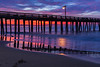Sunrise Color at Capitola Beach 2