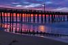 Sunrise Color at Capitola Beach 2