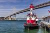 Tugboat and the Bay Bridge 1