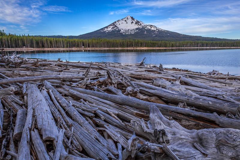 Four Mile Lake, Oregon 2